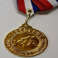 KTA메달-금(4.8cm)