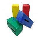 MS사각백(빨강/초록/노랑/파랑)