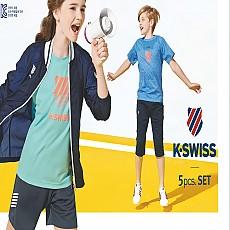 K-SWISS(2018)하계복 5pcs