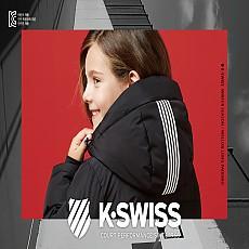 K-SWISS 2018 패딩